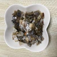 続編   鮭トバの皮、お茶漬けもいけるよ。