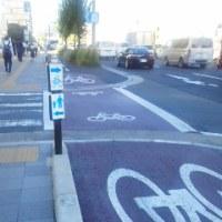 自転車優先道(京都)