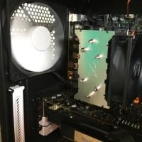デスクトップ PC の CPU クーラーが故障したので新しいのを購入してみた