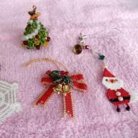 クリスマス作品を作る
