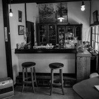 駅舎というカフェ