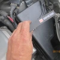 【静電気対策の車でないと疲れまくる事が証明されちゃいました】残りの仕事はあと一つ!