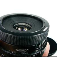 【第594沼】tamron 28mm F2.5 BBAR MC 02B アダプトール2 タムロンの広角レンズ