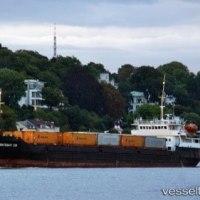 Astrakhan沖で係留事故