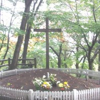 青森県 【キリストの墓】