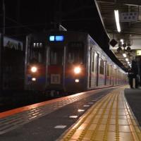 リベンジ達成!!京成3500未更新車の急行灯