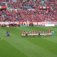 4月22日 浦和レッズ vs 北海道コンサドーレ札幌 in埼スタ
