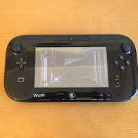 WiiUのゲームパッド液晶修理 渋谷のお客様