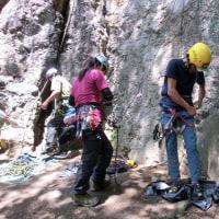 【LOC】6/24甲府幕岩クライミング