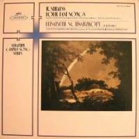 ◇クラシック音楽LP◇エリザベート・シュワルツコップのR.シュトラウス:四つの最後の歌 ほか