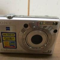「ソニー サイバーショット DSC-W35 デジタルカメラ」買取させていただきました。
