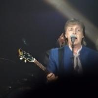 2017年ポール武道館公演と、飼い主不在のミルキー。