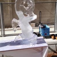 全国氷彫刻展夏期大会関東地区予選(柏大会)後編