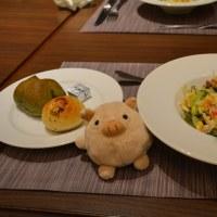 サンマルク カジュアルコース食べたぶー!