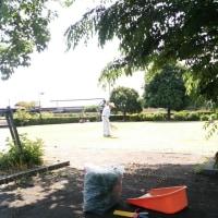 5/29(月)開成町公園管理ボランティア