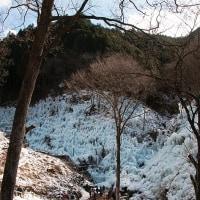 秩父・芦ケ久保、冬景色。