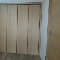 【リノベーション】メゾングッチ和室4.5畳改洋室4.5帖...押入がWICに!