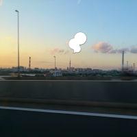 首都高速から「東京スカイツリー」