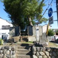 松阪を歩く~宣長、角屋、古田重勝、先祖の墓、昔のままの通り