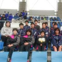 県中学校駅伝競走大会に出場しました。