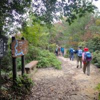 25 宮島(紅葉谷~獅子岩~かや谷~紅葉谷)登山  博奕尾根を通過