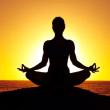 朝の瞑想について