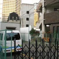 山手線新宿駅(西新宿六丁目 市街地(2))
