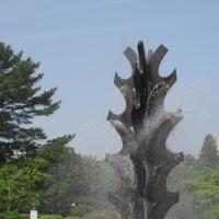 噴水「杜のうた」