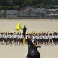 中央中・東部中・西渓中の体育祭におじゃましました