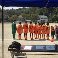 糸島サッカー新人戦 2日目 加布里G 3/19(日)