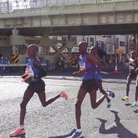 東京マラソン2017 観戦