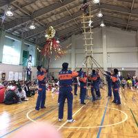 10月9日 長坂台校下大運動