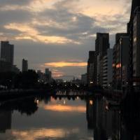 都会の日の出  by 空倶楽部(131)