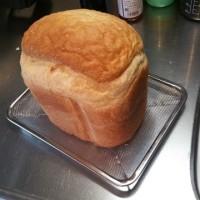 食パン焼いた
