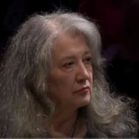 Martha Argerich!