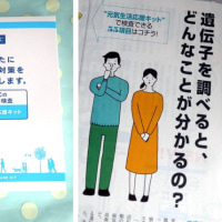 DHC遺伝子検査元気生活応援キットを試してみました。遺伝子検査で何がわかるの?!~唾液のとり方まで♪