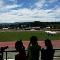 第32回全国小学生陸上競技交流大会&第43回全日本中学校陸上競技選手権大会
