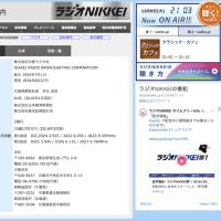 「日本短波放送」が開局した。