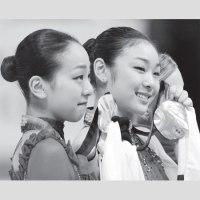 浅田真央引退、キムヨナとのライバル関係ふくめて報道