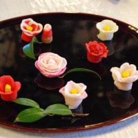 2月22日(水曜日)「盆飾り」(あかねこさん)