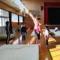 今日の体操教室