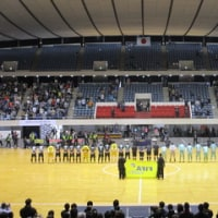 全日本フットサル選手権大会3位決定戦 府中×神戸