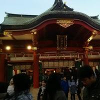 初詣in西宮神社