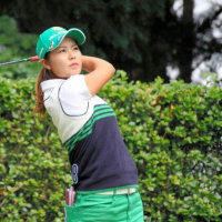富士通Ladies golf tournament