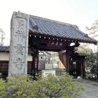 祥雲寺 + 秋葉神社 (広尾): 2017松の内