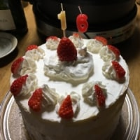 快晴の誕生日会