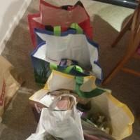 今日の激安品ショッピング スーパー4軒ハシゴ。
