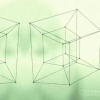 「正解するカド」ワムの中に見える立体(四次元立方体)