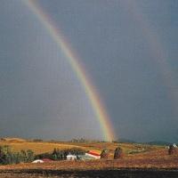 1767話 「北の国」 富良野の風景
