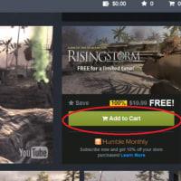 只今、無料配布!!太平洋戦線FPSゲーム、Rising Storm Game of the Year Edition ハンブルストアにて